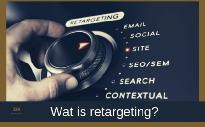 Wat is retargeting