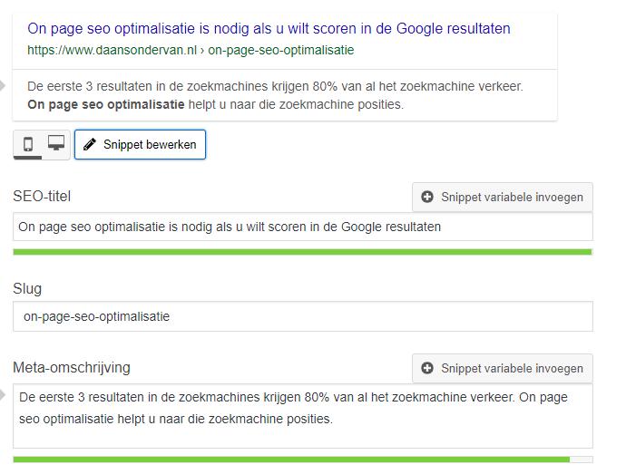 Google Mijn Bedrijf aanpassen