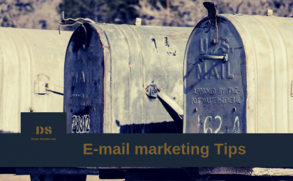 E-mail marketing Tips voor bedrijfseigenaren