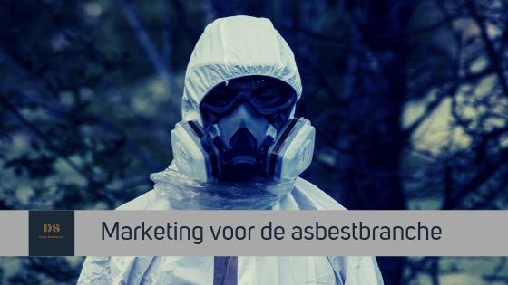 Marketing voor de asbestbranche